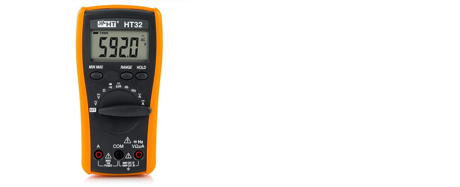HT32, Digital Multimeters, TRMS
