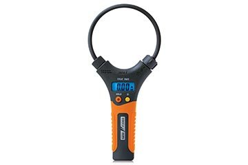 True Rms Clamp meter with flexible current probe to measure up to 3000A AC