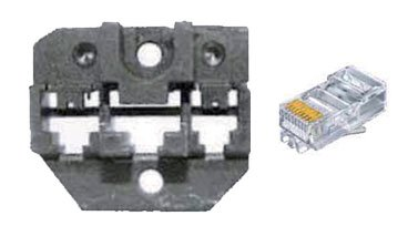 Matrix for Western plug (4 poles)