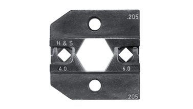Matrix for Huber & Suhner connectors