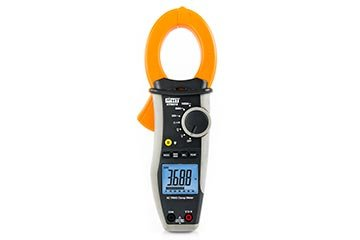 Clamp meter AC 1000A TRMS CAT IV