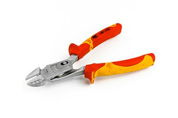 Indestructible cable cutter for hard materials