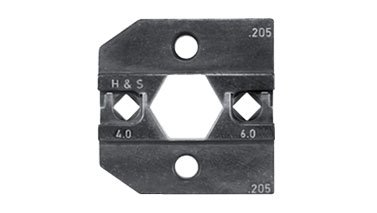 Matrix for Huber & Suhner terminals