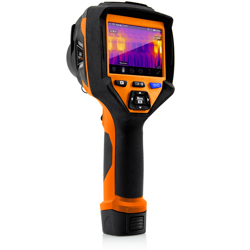 THT60, Infrared Cameras, Touch screen